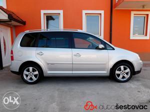 VW TOURAN 1.9 TDI  AUTOMATIC DSG
