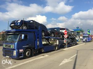 Volvo FM 13.440  autotransporter