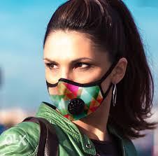 Vogmask respiratorna maska