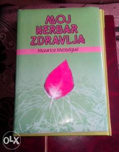 Knjiga MOJ HERBAR ZDRAVLJA