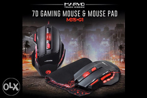 Mis Gaming s podlogom MARVO M315 G1