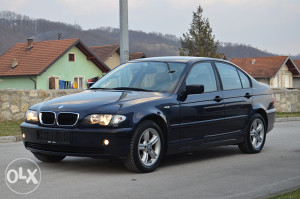 BMW 316i, e46, MODEL 2003 FACELIFT - TEK UVEZEN !!!