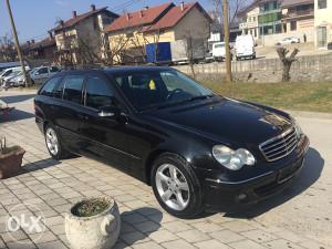 Mercedes C 220 CDI Euro 4 Avantgarde