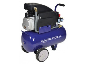 REM POWER Kompresor 50L Blue 902305081