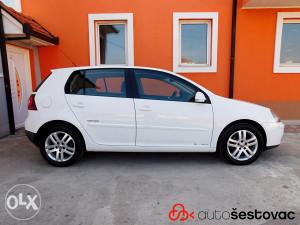 VW GOLF V 1.9 TDI 2008g.