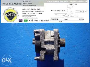 Citroen C3 02/05 1.4b-alternator (ostali dijelovi)