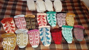 Debele čarape - priglavke