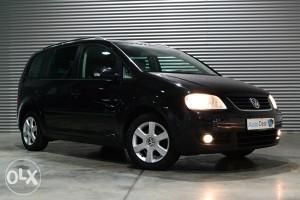 Volkswagen Touran 1.6 FSI/7SJ/Dig.Klima/Sport