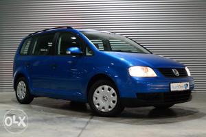 Volkswagen Touran 1.9TDI/7SJ/Klima/Tempomat/