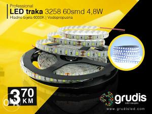LED traka 3528 60smd 4,8W PRO Bijela