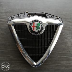 Maska Alfa 156 gril znak grill dijelovi delovi
