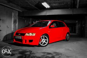 Kompletan ili dijelove od Fiat Stilo Schumacher Edition