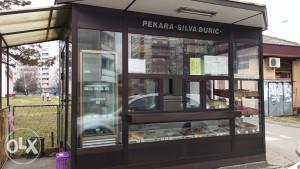 kiosk sa lokacijom