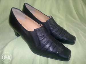 Kožne ženske cipele