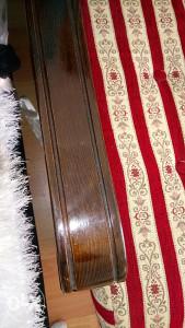 Trosjed 2 fotelje i tabure