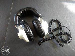 HiFi Slušalice Lenco K-105 - Studijske HiFi Slušalice