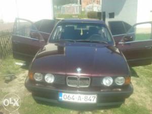 BMW E34 525 TDS
