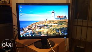"""LG LCD monitor - 22"""""""