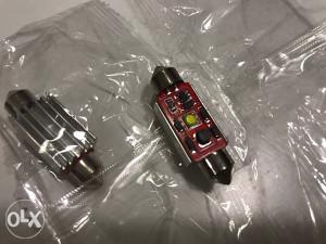 LED 7W 39mm C5W auto sijalica CanBus 2kom = 18KM