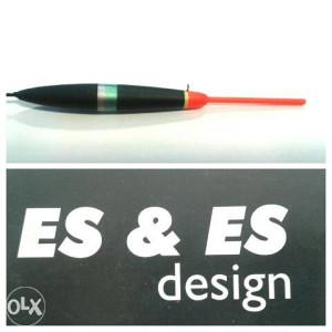 Plovak za ribolov (model ESiES 00006) - 2 grama