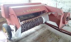 Balirka presa za sijeno