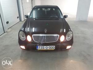 Mercedes E220 CDI-KAO NOV-