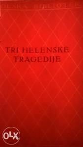 Kniga tri helenske tragedije