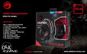 Slusalice MARVO HG9003 Gaming