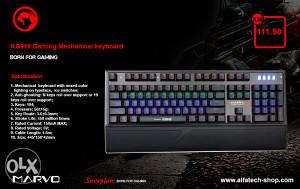 Tastatura MARVO KG919 Gaming