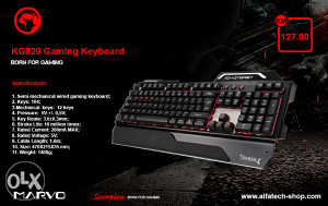 Tastatura MARVO KG929 Gaming