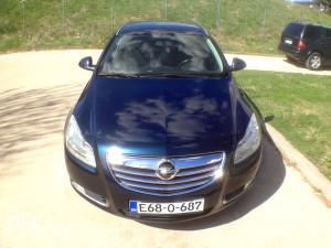 Opel Insignia 2.0 CDTI REGISTROVAN