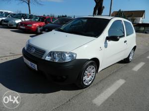 Fiat Punto 1,3 Multijet - Van