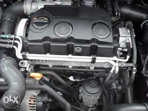 MOTOR GOLF 5 A3 TOURAN CADDY DIJELOVI 1.9 TDI 77 KW BLS