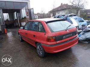 Opel Astra -F- TD DIJELOVI