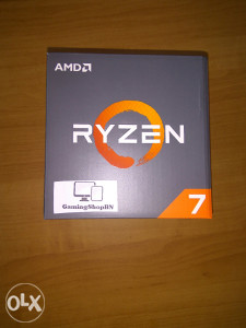 AMD Ryzen 7 1700 3,0 GHz AM4 BOX