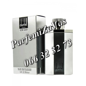Alfred Dunhill Desire Silver 100ml Tester ... M 100 ml