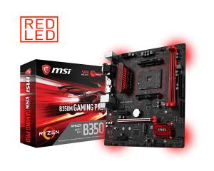 MSI B350M GAMING PRO , AMD AMD RYZEN