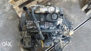 MOTOR VW 1.9 TDI,85 KW,02 G.P,SLOVNA OZNAKA : AUY