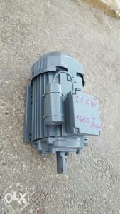Elektro motor 1.1kw monofazni 1400 obrt.