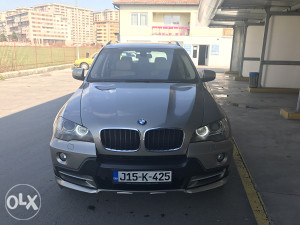 BMW X5 3.0d xdrive e70 sportpaket   aerodynamic