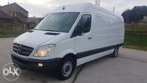 MERCEDES SPRINTER MAXI 313 CDI 9/2009 god.