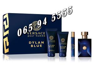 Versace Dylan Blue SET 100mlEDT+10ml+100mlASB+100mlSG