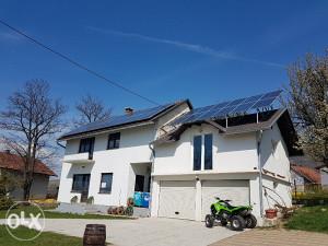 Solarna elektrana 7.5 kw pik