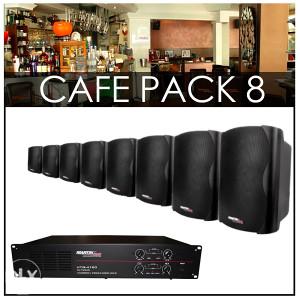 OZVUČENJE: Cafe Pack 8