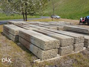 armirani Betonski stubovi vinograd,ograde, maline