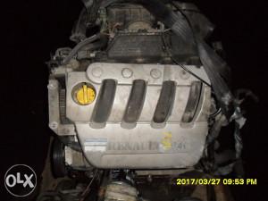 Renault 1.4 16v motor