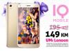 UMI London - 5 inch | 8Mpx | 1+8GB | Dual SIM