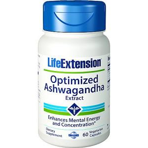Ashwagandha kapsule / 60 kom / Life Extention