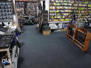 Prodaja pribora za ribolov Štapovi Mašinice Varalice...