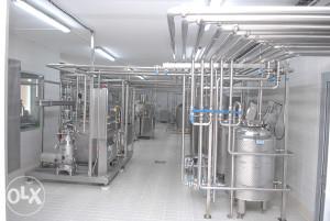 Linija za proizvodnju mlijeka